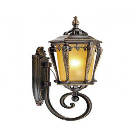 Arandela Colonial Lanterna Classica Vintage Uso Externo e Interno LO-1297