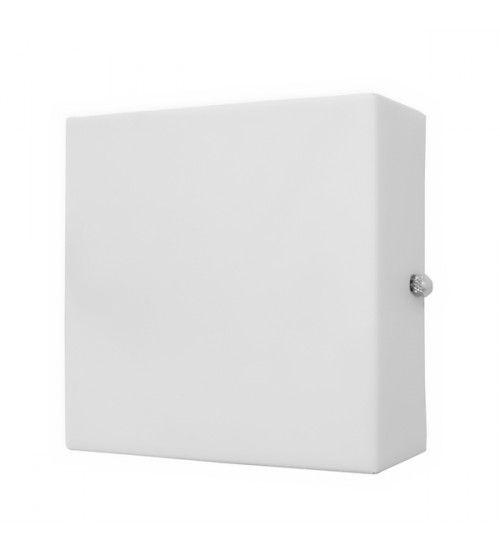 Arandela Nadir 2 Fachos e sem Friso uso Interno e Externo em Alumínio