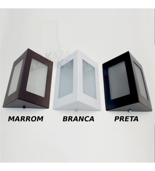 Arandela Triângulo uso Interno e Externo em Alumínio
