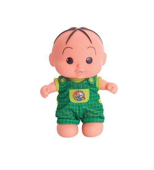 Boneca Cebolinha Bonitinho Turma da Mônica