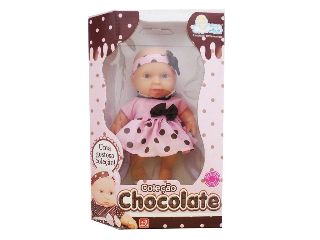 Boneca Coleção Chocolate Anjo