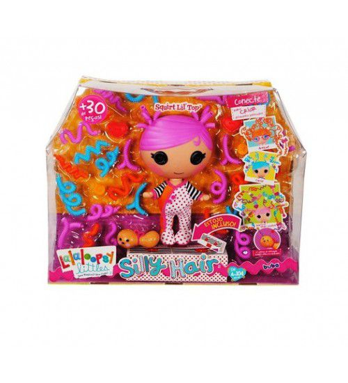 Boneca Lalaloopsy Littles Silly