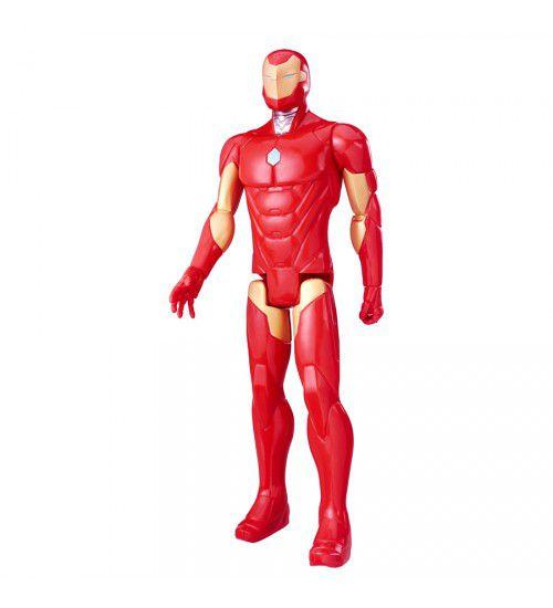 Boneco Avengers Figura Titan 12 Iron Man