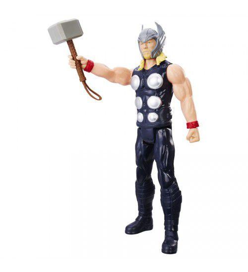Boneco Avengers Figura Titan 12 Thor