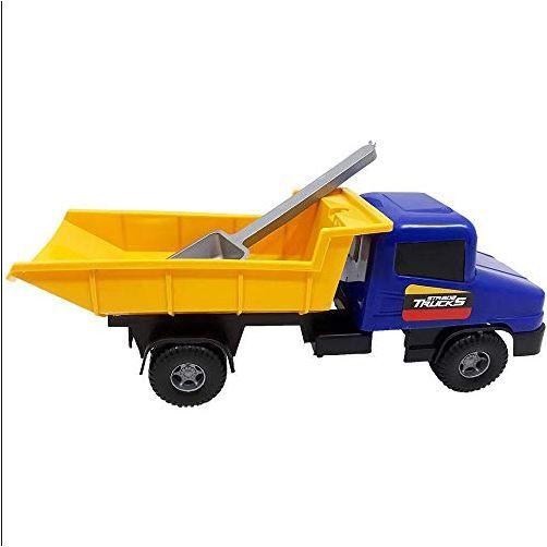 Brinquedo Caminhão Carreta Basculante com Pá