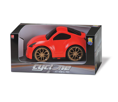 Brinquedo Carro Cyclone Race 615 Divertoys