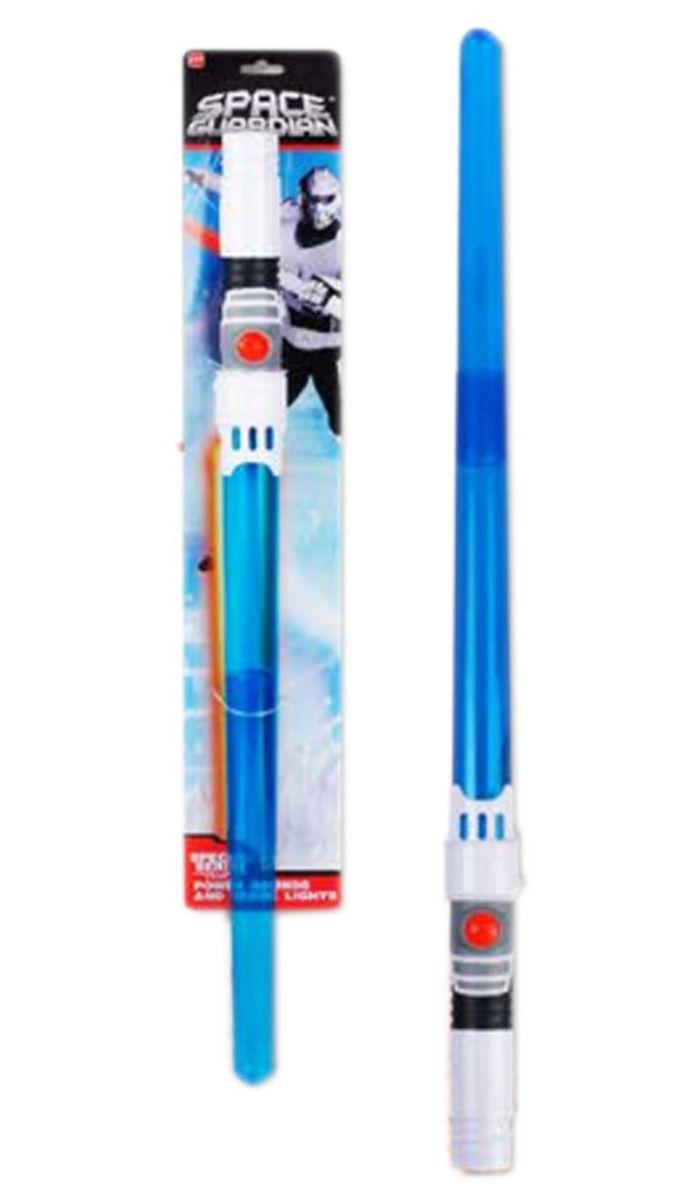 Brinquedo Espada Sabre de Luz Guardião C/ Som e Luz