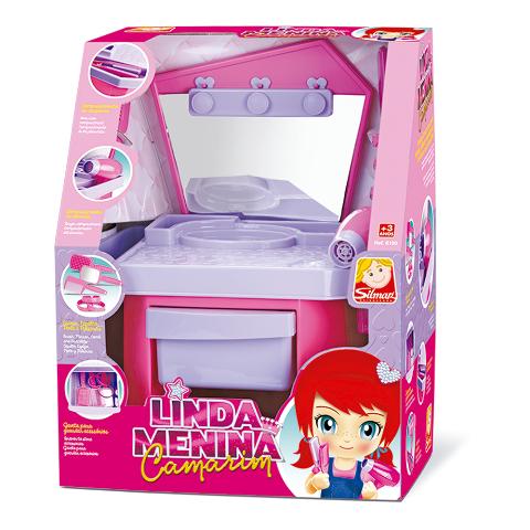 Brinquedo Miniatura Camarim Salão de Beleza