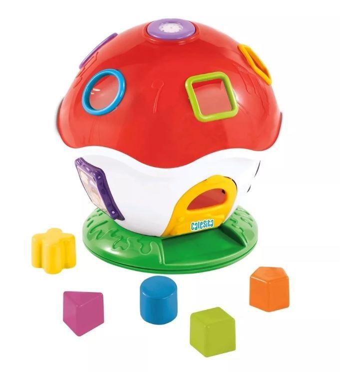 Brinquedo Musical Para Bebê Little Mush Da Calesita