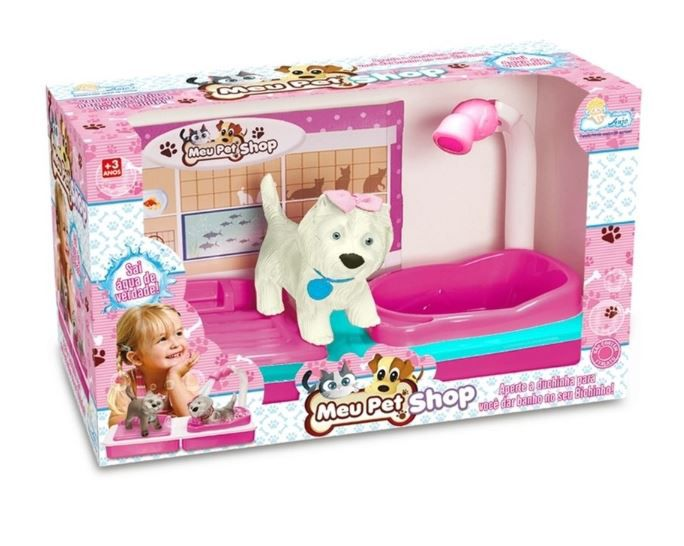 Brinquedo Pet Shop Cachorro