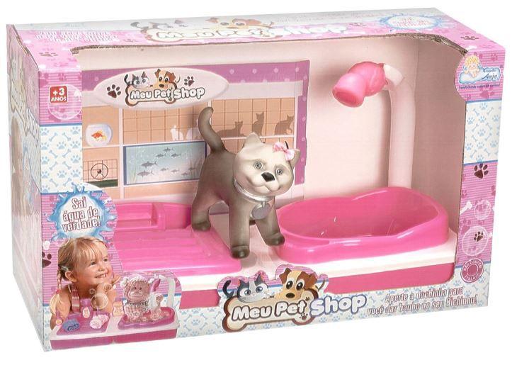 Brinquedo Pet Shop Gato