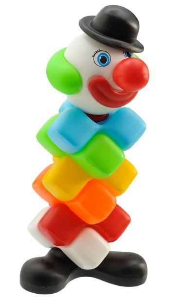 Brinquedos Educativos Palhacinho