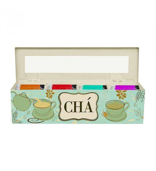 Caixa Chá Verde