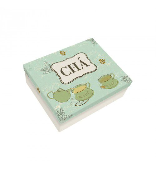 Caixa Chá Verde Grande