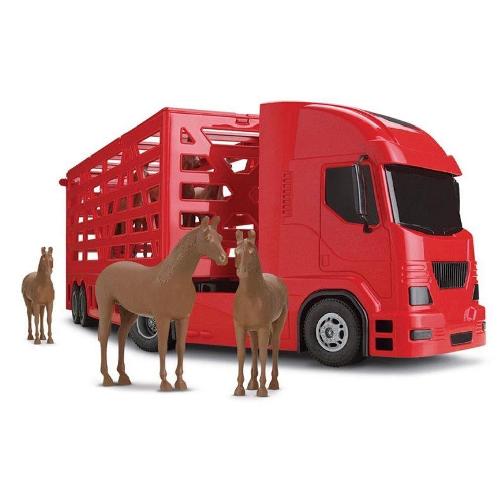 Caminhão Polux Haras 6610 Silmar