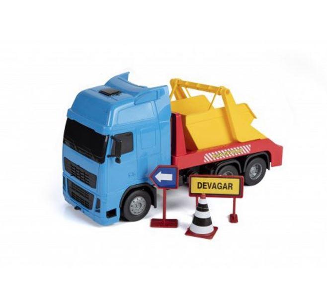 Caminhão Truck Disk Entulho