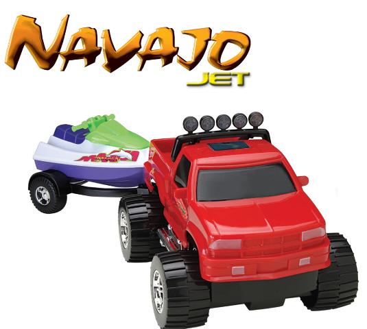 Caminhonete Navajo Jet