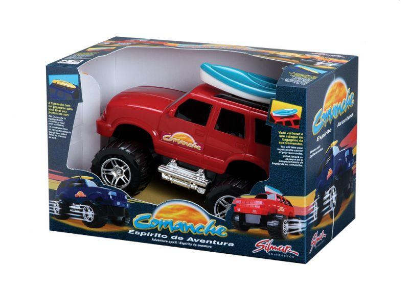Carro Praia Comanche Caiaque Special