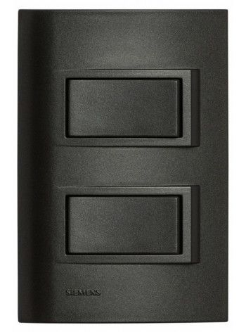 Conjunto 1 Interruptor Simples + 1 Paralelo Vivace (5TA9 9350)