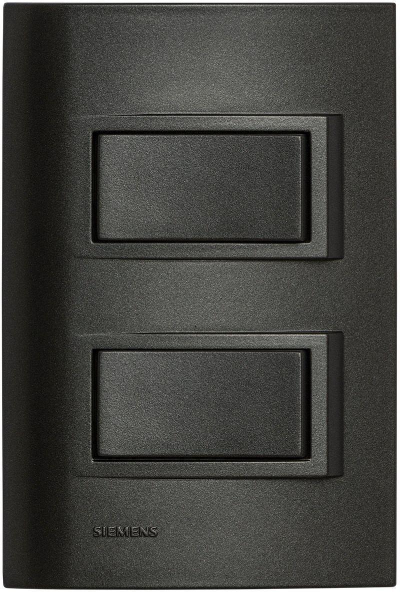 Conjunto 2 Interruptores Paralelos Vivace (5TA9 9348)