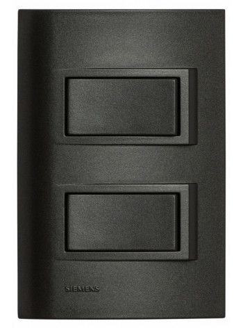 Conjunto 2 Interruptores Simples Vivace (5TA9 9347)