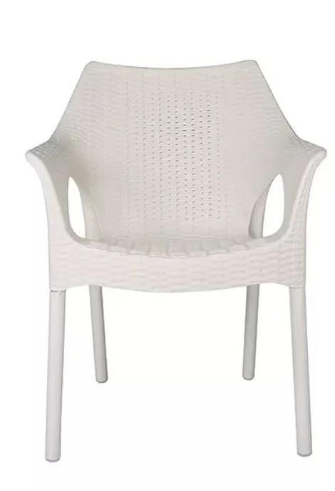 Kit c/ 4 unidades Cadeira Moderna Polipropileno RELIC Várias Cores