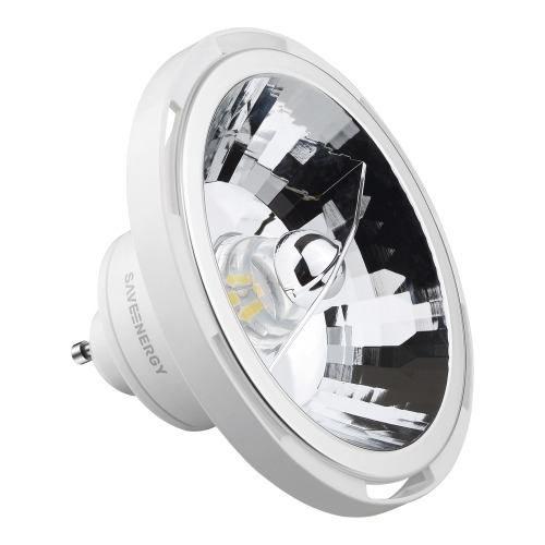 Lâmpada De Led AR111 13W Refletora Bivolt 2700k Branco Quente Nacional