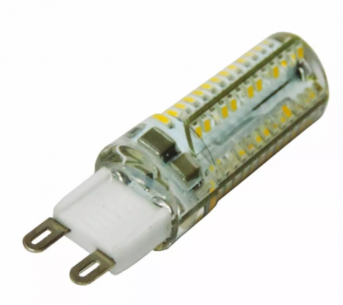 Lâmpada De Led Halopin G9 5w Bivolt 3000k ou 6000k