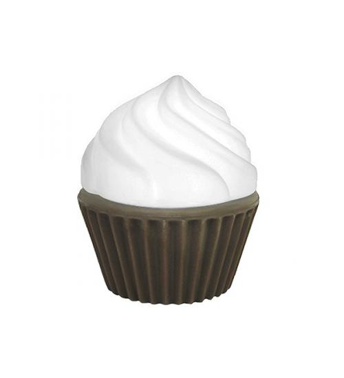 Luminária Abajur Cupcake Branco