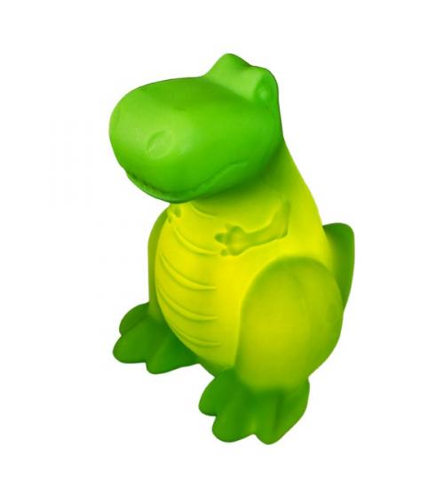 Luminária Abajur Dinossauro Verde