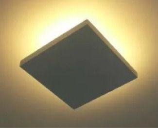 Luminária De Sobrepor Plafon De Luz Indireta 4E27 Branco 40x40CM
