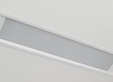 Luminária Painel Led 36w Retangular Embutir Bivolt Opus 1,20 M