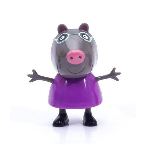 Mini Boneco Colecionável Peppa PIG
