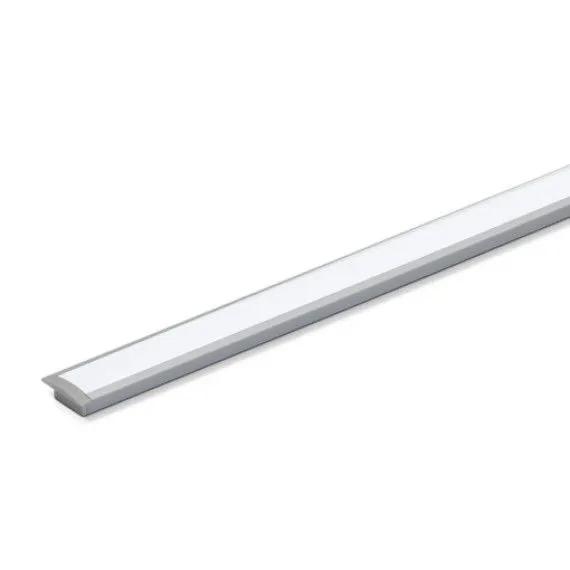 Perfil LED de Embutir para Móveis Linear 8mm 9,6W/M 850LM
