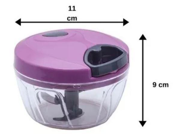 Processador de Alimentos Semi Automatico com Dispenser
