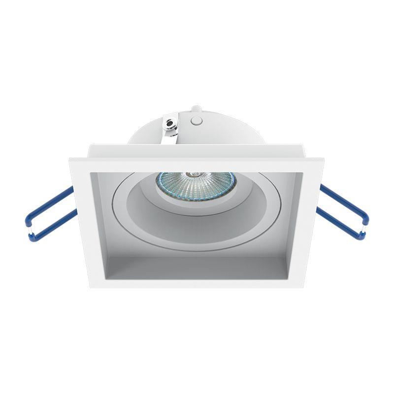 Spot de Embutir Il Direcionável Mini Dicroica Recuado Click MIni Borda