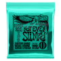 Encordoamento Ernie Ball Not Even Slinky .012/.056 para Guitarra