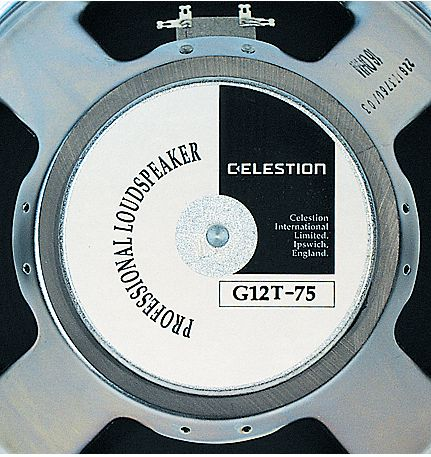 Alto Falante Celestion G12T-75 75w 12''