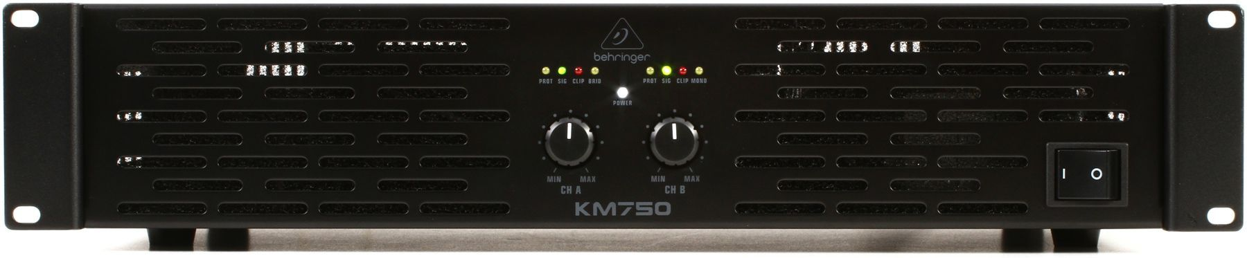 Amplificador de Potência Behringer Km750 750W