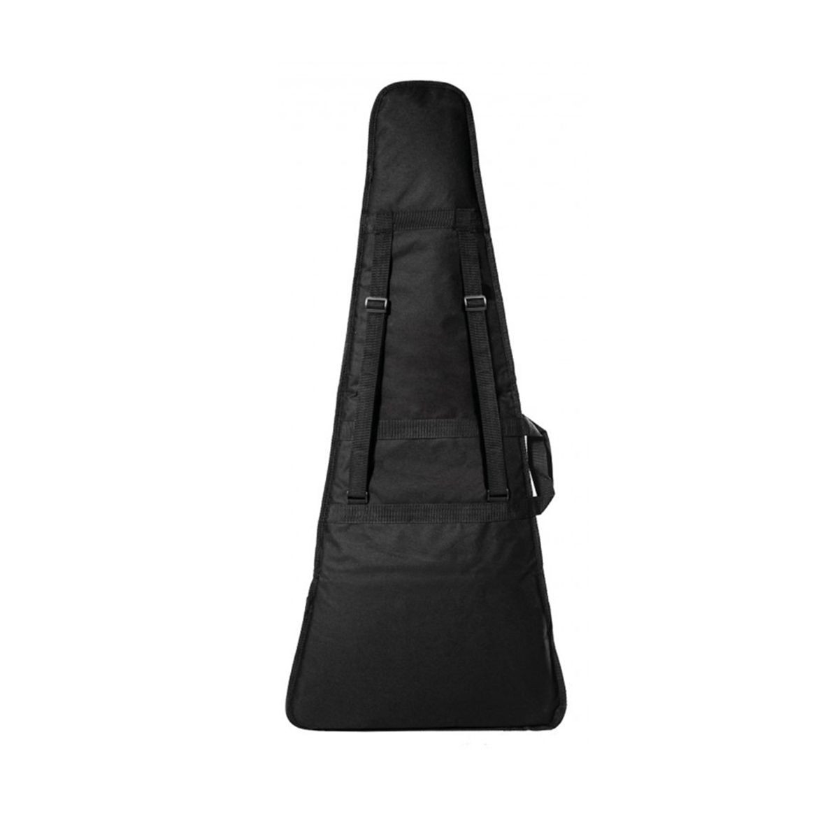 Bag AVS BIC012FV Super Luxo Preto para Guitarra Flying V
