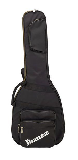 Bag Gigbag Ibanez IGB510BK Power Pad para Guitarra