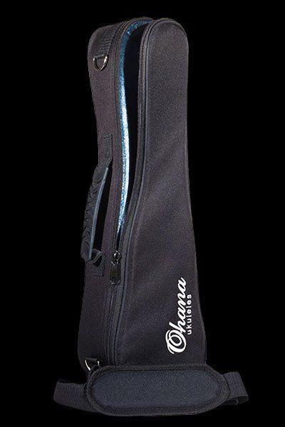 Bag Ohana DB-17BK para Ukulele Sopranissimo