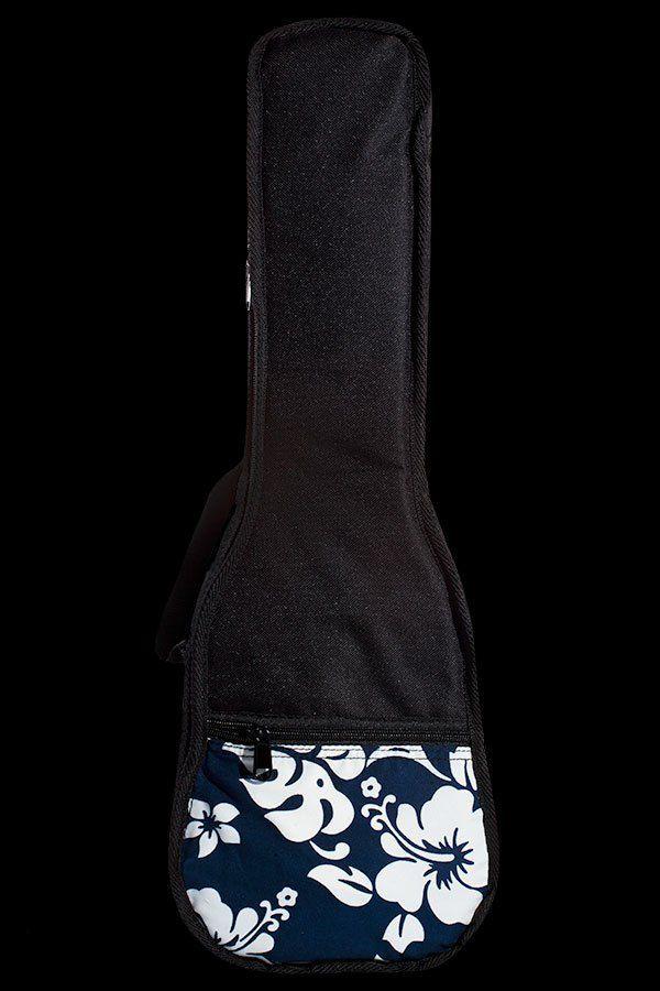 Bag Ohana UB-21 Blue para Ukulele Soprano