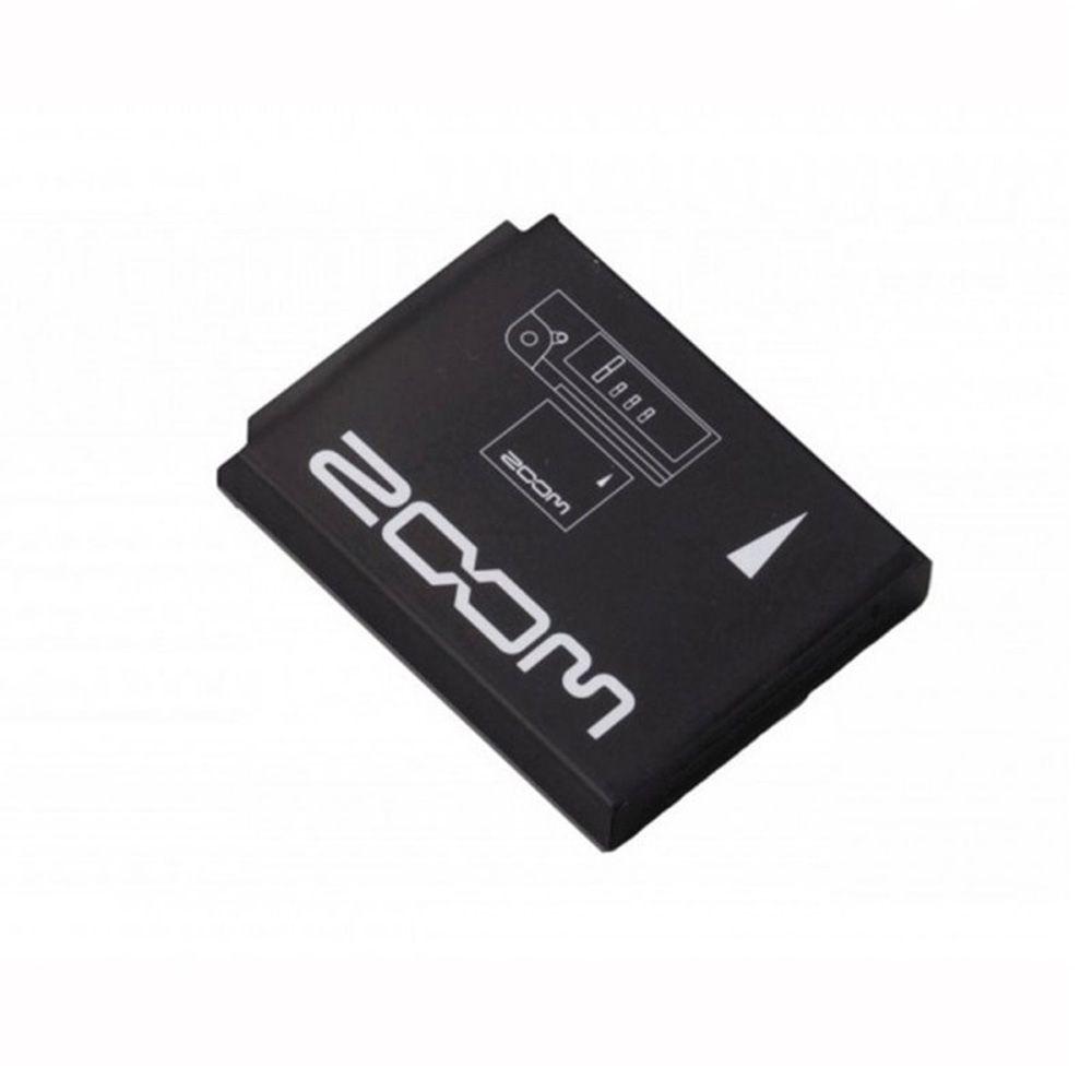 Bateria Recarregável Zoom BT02 para Gravador Zoom Q4/Q4n
