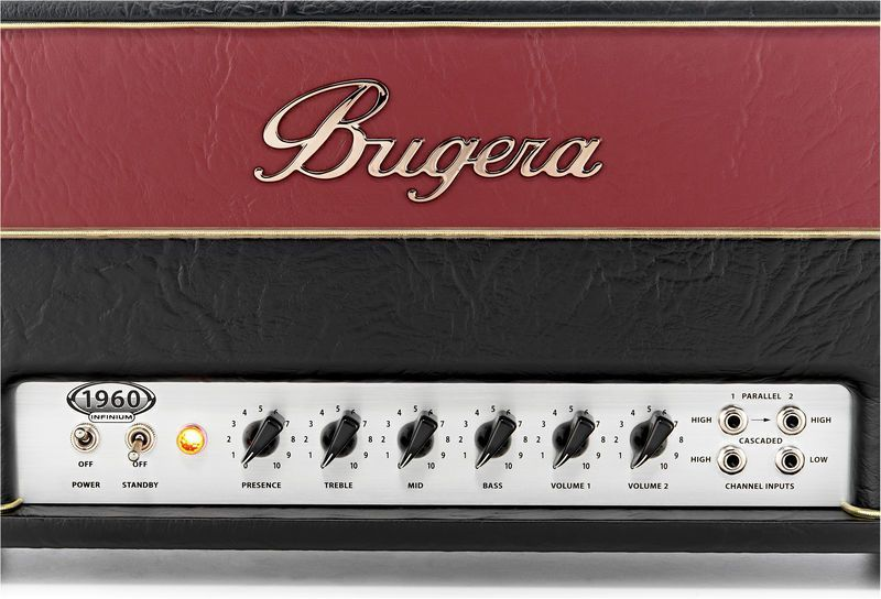 Cabeçote Bugera 1960 Infinium 150w para Guitarra