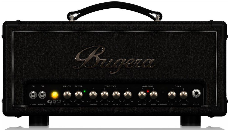Cabeçote Bugera G20 Infinium 20w para Guitarra
