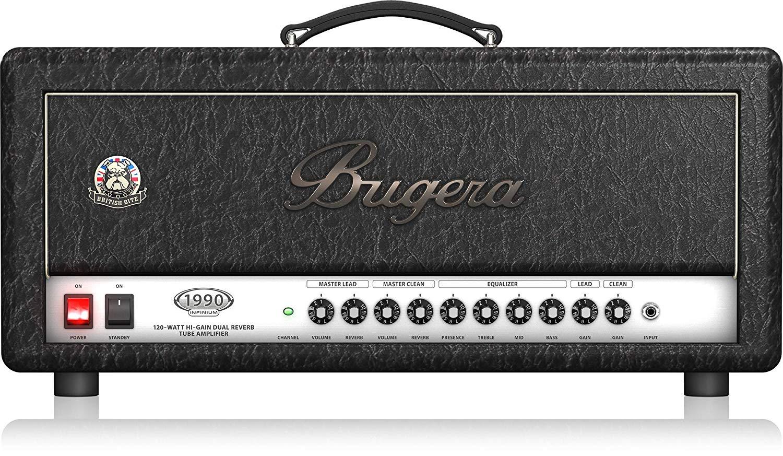 Cabeçote Bugera Infinium 1990 120W para Guitarra