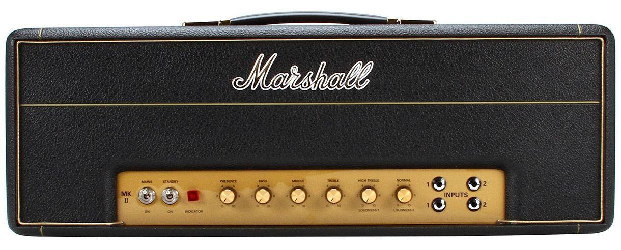 Cabeçote Marshall 1987X 50W para Guitarra