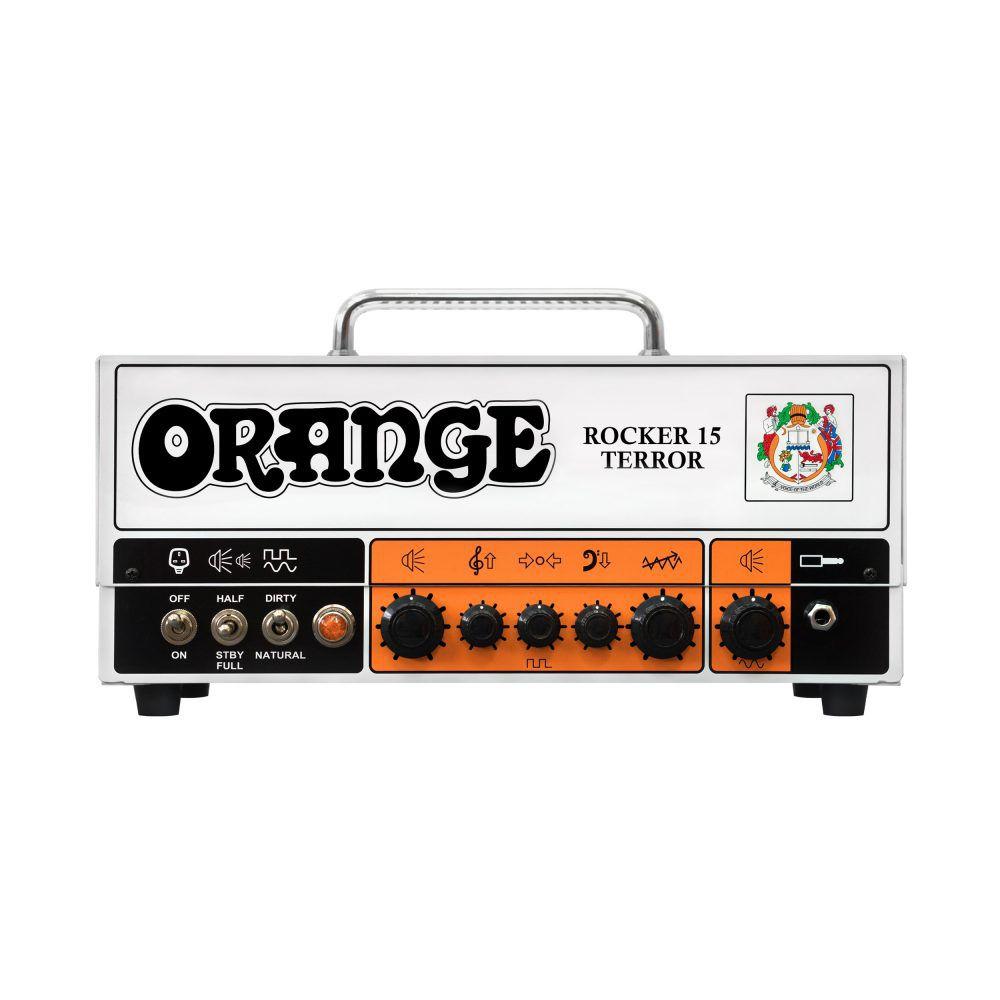 Cabeçote Orange Rocker 15 Terror 15W para Guitarra