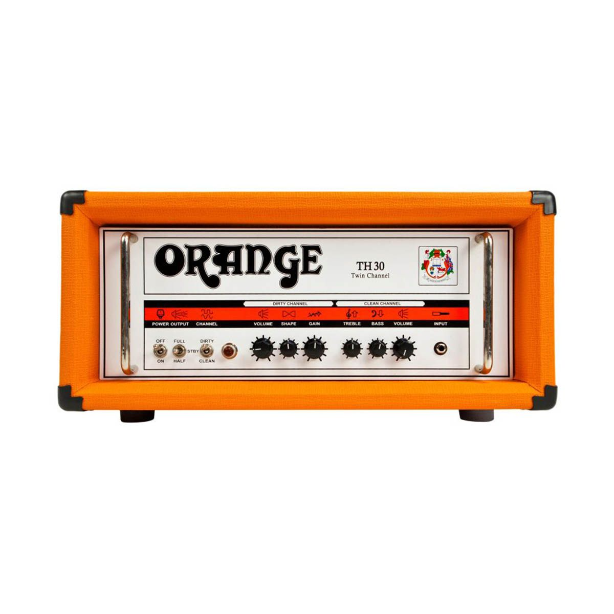 Cabeçote Orange TH30H 30W para Guitarra